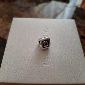 Pandora Initial Letter D